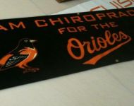 Orioles Banner