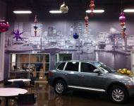 Carbiz Wall Mural
